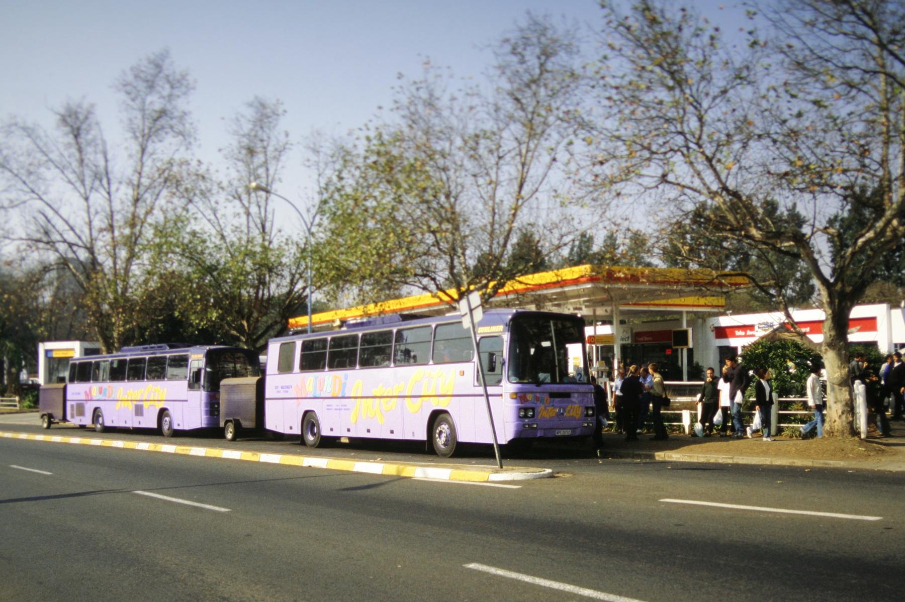 Südafrika 1999