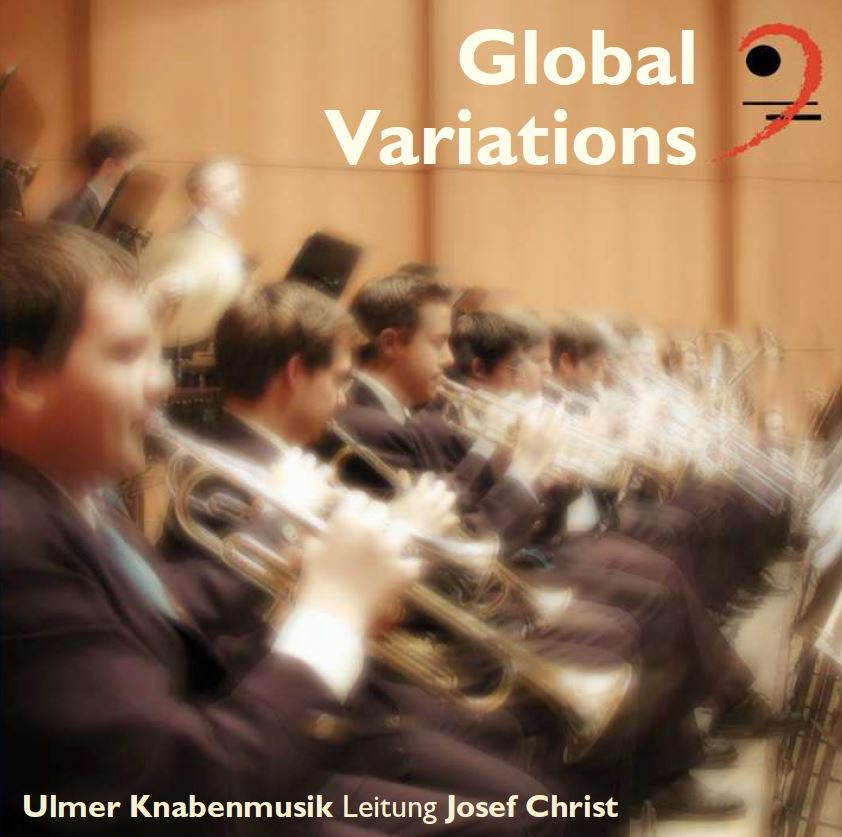 CD Cover Global Variations 2002