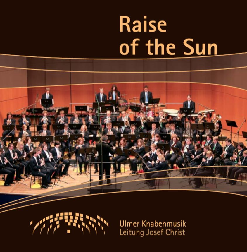 CD Cover Raise of the Sun 2006