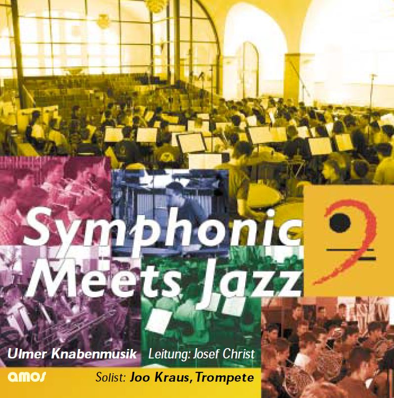 CD Cover Symphonic Meets Jazz 2001