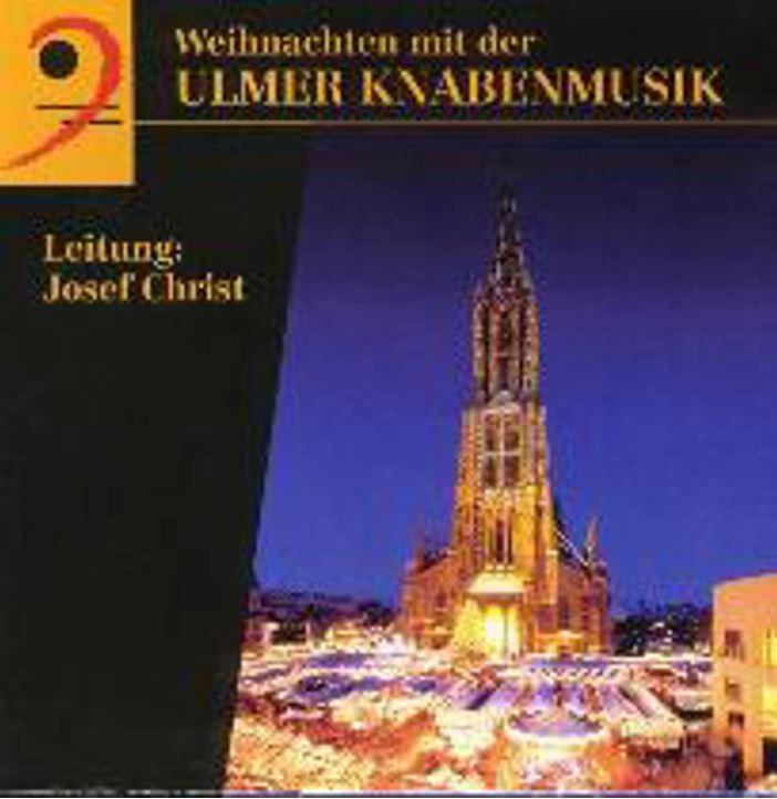 CD Cover Weihnachten mit der UKM 1997