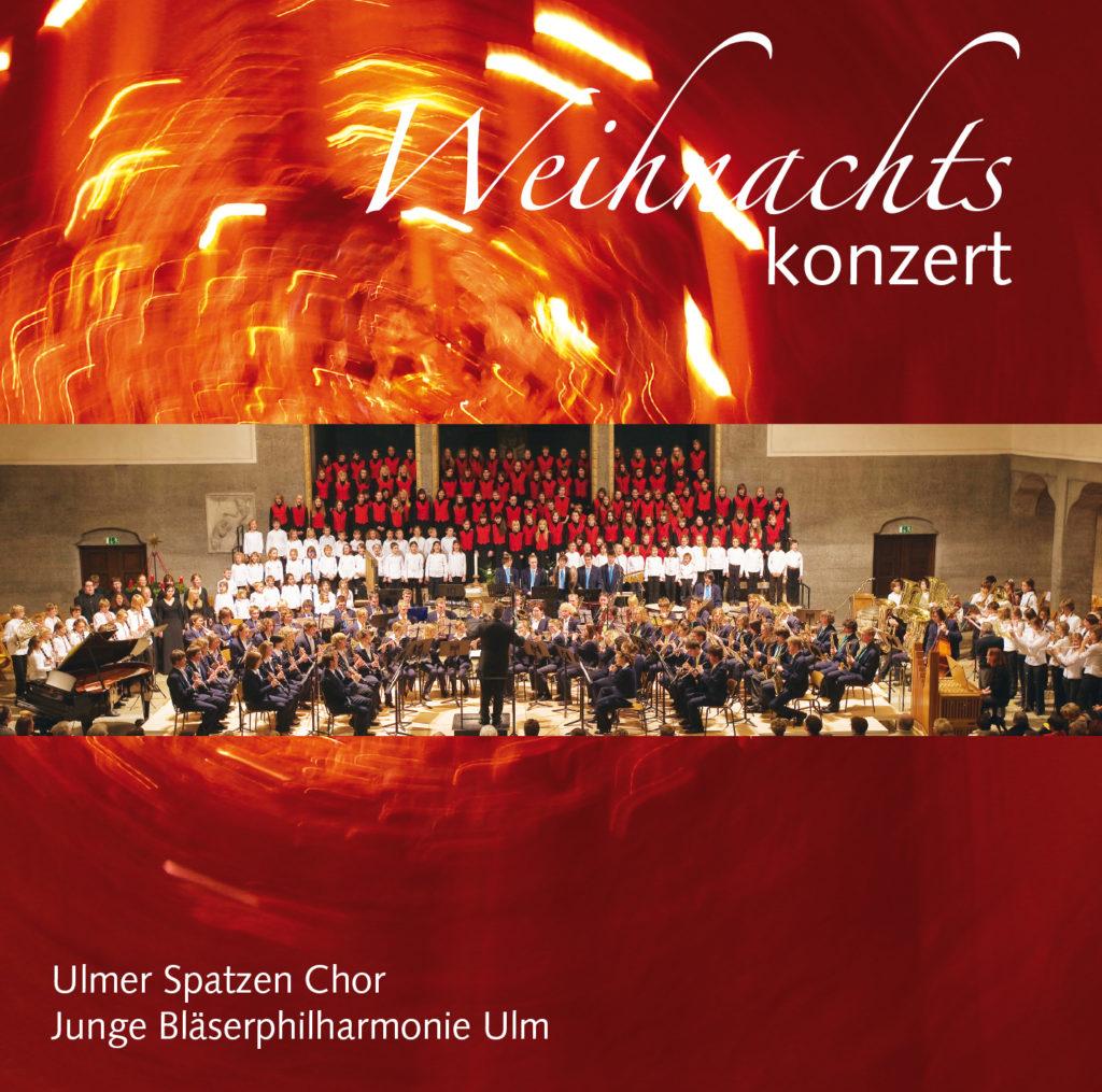 CD Cover Weihnachtskonzert 2009
